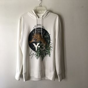 Adidas x Yohji Yamamoto leopard drawstring hoodie for Sale in Los Angeles, CA