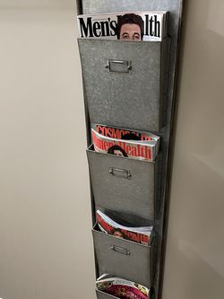 Rustic Magnolia Home Mail Holder! for Sale in Dublin,  OH