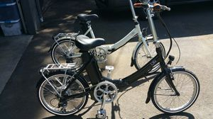 Ebike folding for Sale in Tigard, OR
