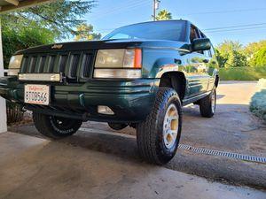 Jeep Grand Cherokee ZJ 4x4 for Sale in Calimesa, CA