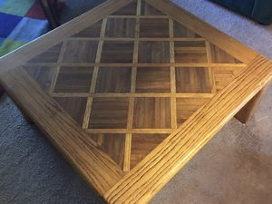 Coffee Table- solid wood for Sale in San Jose, CA