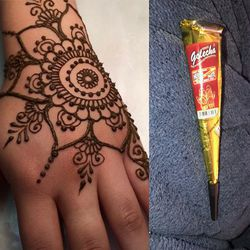 Henna ink/ink/henna tattoo/henna / temp or ink /natural ink for Sale in Pomona,  CA