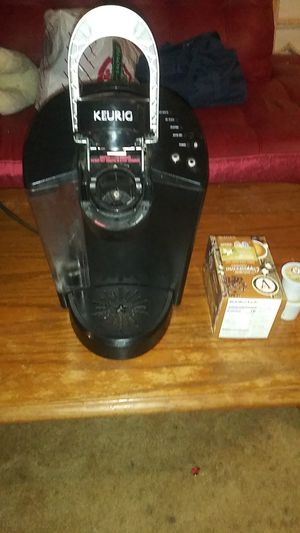 Keurig Coffee Machine for Sale in West Springfield, MA