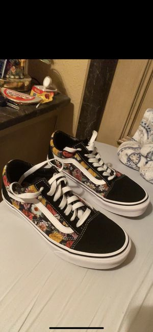 New women vans size 7.5 only serious people interested text firm on price for Sale in Houston, TX