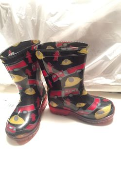 Kids size 8 rain boots for Sale in Plantation,  FL