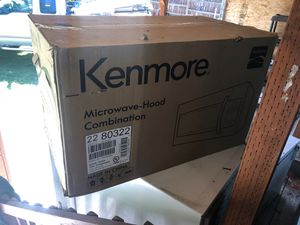 Kenmore microwave for Sale in Wenatchee, WA