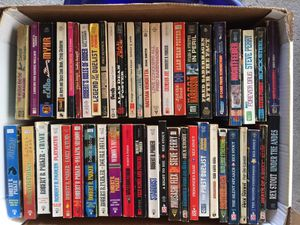 48 PaperBack Books for Sale in St. Louis, MO