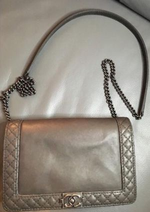 Chanel Classic Flap Boy Cross Body Bag for Sale in Silver Spring, MD