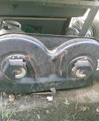 "Lawn tractor 42"" deck,with blades and spindles, absolutely no rust. for Sale in Warren, MI"