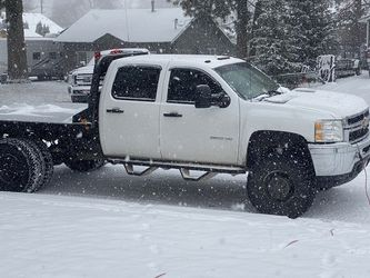 Lifted 2013 Duramax 3500 for Sale in Seattle,  WA