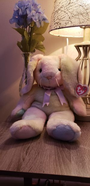 Hippie Vintage Ty Beanie Baby Bunny, the very FIRST tye died bunny for Sale in MD CITY, MD