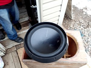 "15"" Rockford Fosgate T2 for Sale in Denver, CO"