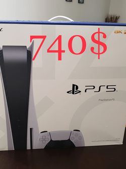 Ps5 Disk Version ( Brand New) for Sale in Boston,  MA