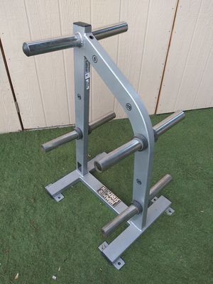 WEIGHTS RACK. HAMMER STRENGTH for Sale in Riverside, CA