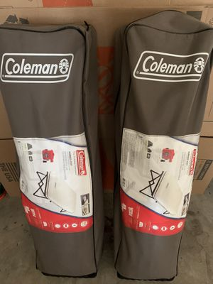 Coleman Inflatable beds (camping cots) for Sale in Ashburn, VA