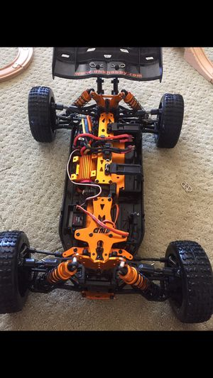 Rc car DHK 4s super clean for Sale in Torrance, CA