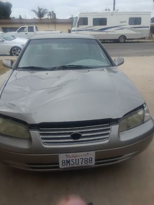1999 toyota camry clean title for Sale in Imperial Beach, CA
