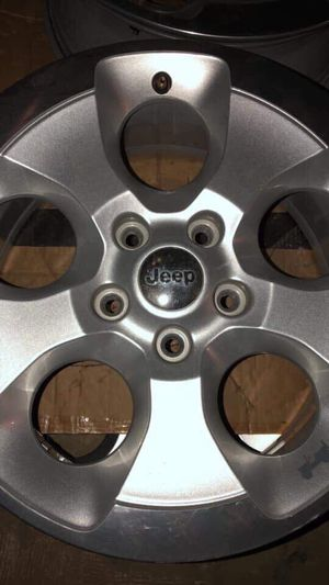 Jeep Stock Wheels for Sale in Woodstock, VA