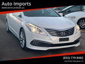 2016 Hyundai Azera for Sale in Houston, TX