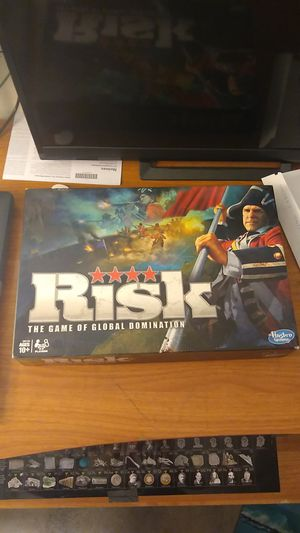 Risk (board game) for Sale in Morrisville, NC