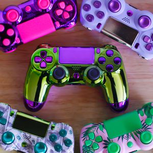 Smash - DUAL SHOCK 4 - Wireless Bluetooth Custom PlayStation Controller - PS4 / PS3 / PC for Sale in Riverside, CA