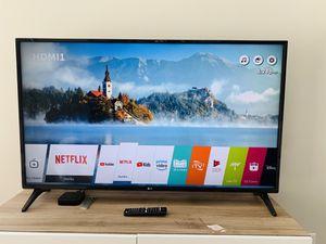 LG 49' UHD 4K Smart TV for Sale in Arlington, VA