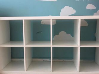 IKEA shelves For TV And Storage for Sale in Queens,  NY
