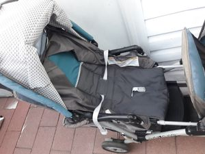 double stroller for Sale in Concord, CA