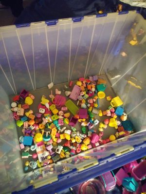 Shopkins play sets and more for Sale in Grove City, OH