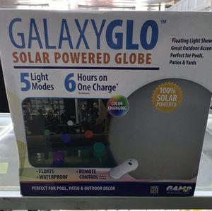 GalaxyGlo Solar Powered Globe for Sale in Dallas, TX