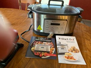Instant pot gem multi cooker for Sale in Alvarado, TX