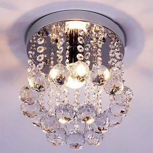 Flush Mount Crystal Chandelier Ceiling Modern Fixture Lamp Mini Home Decor Light Indoor Lightings for Sale in Henderson, NV