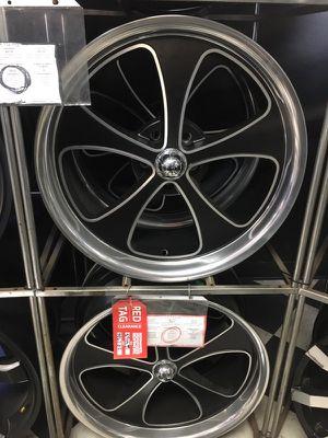 Old school ridler wheels for Sale in San Diego, CA