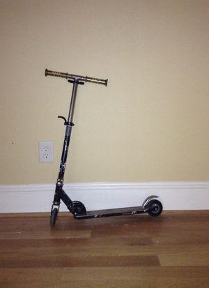 Cool boys' skeleton scooter for Sale in Atlanta, GA