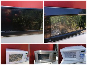 Panasonic Microwave, GoldStar microwave, Emerson Microwave,Magic chef microwave, see details for Sale in Spring Valley, CA