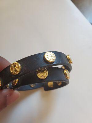 Tory burch leather bracelet for Sale in Katy, TX