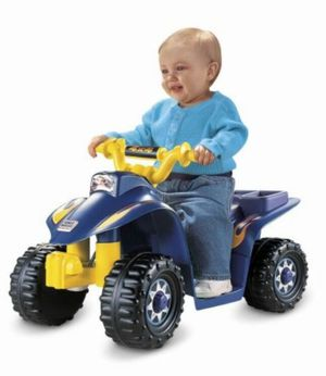 REDUCED: Battery Quad, Toddler Size. Needs new battery. for Sale in Portland, OR