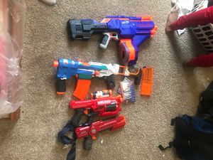 Nerf guns for Sale in Blacklick, OH