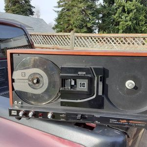 Kodak 1973 Sound Moveing Projector & Camera for Sale in Lynnwood, WA