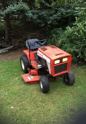 Simplicity 12.5 Lawn Tractor Mower for Sale in Mount Morris, MI