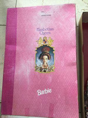Barbie 1994 Elizabethan queen for Sale in City of Industry, CA