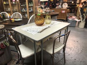 Mid Century Table & Chairs for Sale in Westminster, CO