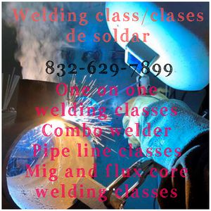 Welding classes for Sale in OLD RVR-WNFRE, TX