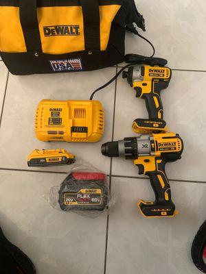 Dewalt drill set for Sale in Lake Worth, FL