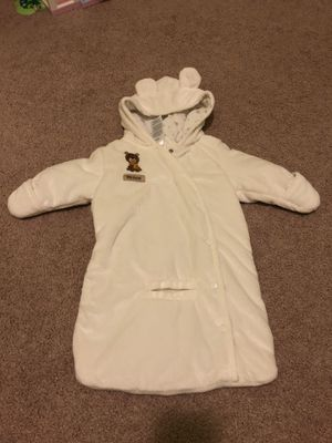 Carter's 3 Month Snowsuit for Sale in Clayton, NC