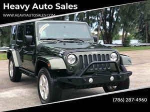 2008 Jeep Wrangler for Sale in Miami, FL