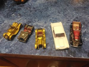 Antique little cars for Sale in Houston, TX