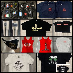T-shirt and Apparel Printing - @SwaveyPrints for Sale in West Park, FL