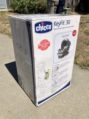 Chicco KeyFit 30 Infant Car Seat for Sale in Elk Grove, CA