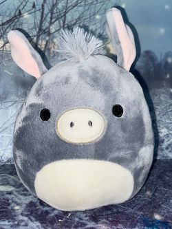 """Rare Donkey Squishmallow Jason 5"""" for Sale in Long Beach,  CA"""